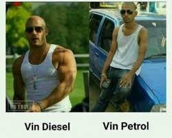 Diesel Memes - vin diesel vs vin petrol funny dank memes gag