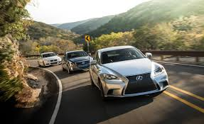 lexus vs toyota crown 2014 lexus is350 vs bmw 335i vs cadillac ats 3 6 comparison