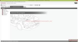 toyota vios yaris 2014 service information auto repair manual