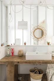 salle de bain style romain une verrière intérieure pour cloisonner l u0027espace avec style