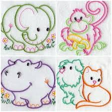 free embroidery child patterns made embroidery designs
