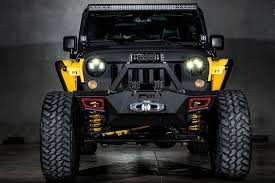 custom jeep bumpers vpr 4x4 front bumper rally w stinger 124 s