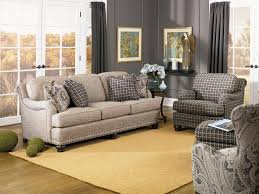 Leather And Tapestry Sofa Leather And Tapestry Sofa Home And Textiles
