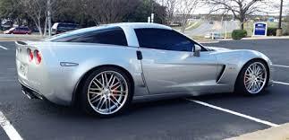 chrome corvette wheels cray hawk corvette wheels in silver w chrome lip c4 c5 c6 zo6