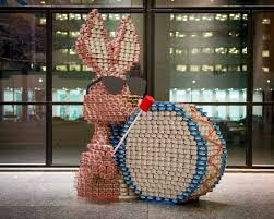 canstruction toronto challenges design teams to give back to the