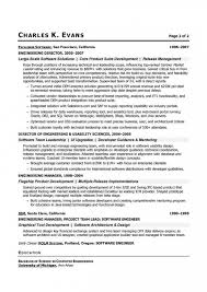 Software Engineer Resume Objective Statement Software Resume Objective Full Image For Classic 20 Dark Blue