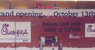 fil a opening thursday customers get year of free meals
