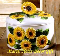 Sunflower Decorations Sunflower Kitchen Decor Photo U2013 4 U2013 Kitchen Ideas