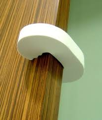 door stopper lucky baby foam door stopper 609231