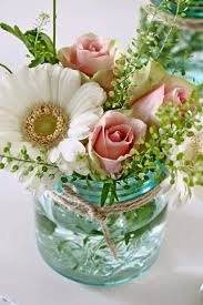jar centerpieces for baby shower best 25 baby shower flowers ideas on baby shower