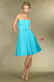 collections of strapless blue bridesmaid dresses elite