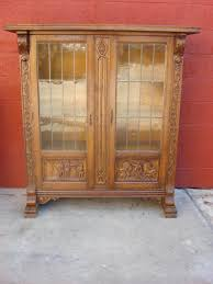 Large Bookcases Bookcase Wood Bookcase Display Cabinet Victorian Breakfront