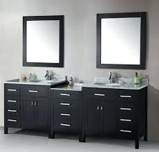 Double Vanity Size Standard Vanities Double Sink Bathroom Vanity Dimensions Dual Sink Vanity