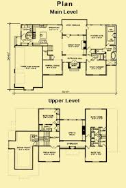 Country Home Floor Plans French Country House Plans For A 5 Bedroom 4 Bath Home