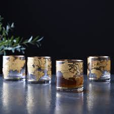 houston map glasses whiskey glasses scotch glasses single malt scotch glasses