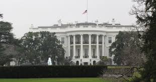 Flying The Flag At Half Staff White House Drags Foot On Half Staff Flag