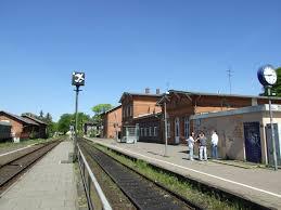 Mölln (Lauenburg) station