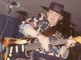 stevie vaughan his his equipment his blues