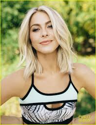 how does julienne hough style her hair julianne hough to launch new athleisure collection with mpg sport
