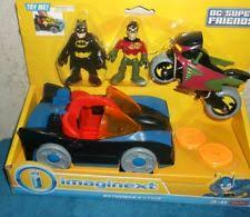 imaginext batmobile with lights fisher price imaginext batman batmobile ebay