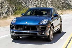 porsche macan length 2017 porsche macan car review autotrader