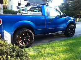 ford f150 nitto mud grappler ballistic jester rough country