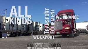 used volvo commercial trucks used commercial trucks for sale in miami ramsytrucksales com