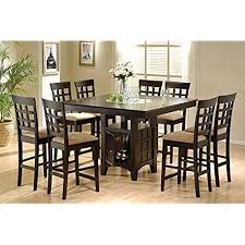 8 person kitchen table 8 person dining table amazon com