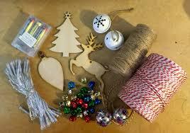 Make Your Own Christmas Decoration - make your own christmas lights garland wealie u0027s world