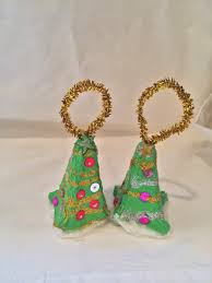 egg carton christmas trees u2014 crafthubs