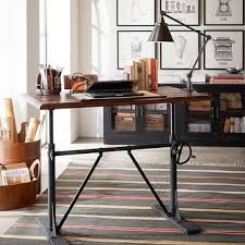 pittsburgh crank sit stand desk pittsburgh crank sit stand desk from pottery barn home