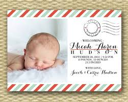 photo birth announcement baby announcement baby boy