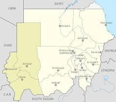 Dubai On A Map Darfur Wikipedia