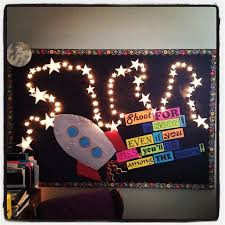 New Year Notice Board Decoration by Star Motivational Light Up Bulletin Board Whoa I U0027m In Love