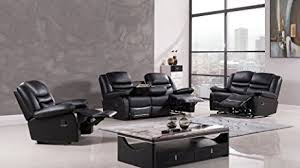black livingroom furniture amazon com eagle furniture 3 bayfront collection