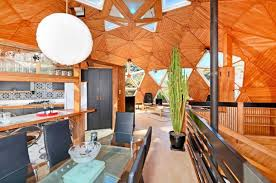 dome home interiors auckland s dome house dazzles with its geodesic form