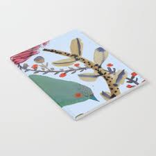 giraffe pattern notebook notebooks by sylvie demers society6