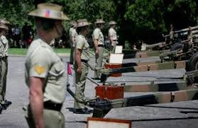 traditions australian army