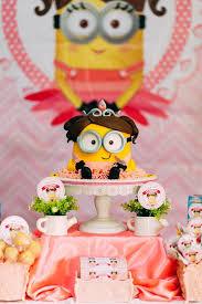 Minion Birthday Decorations Birthday Decorations Image Inspiration Of Cake And Birthday