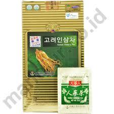 Daftar Ginseng Korea ginseng sari ginseng merah korea daftar harga terbaru
