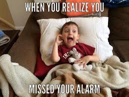 I Woke Up Like This Meme - funny hilarious little kid meme woke up like this woke up late