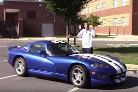 dodge viper gt i bought a 1997 dodge viper gts and i drove it 500 home