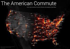 commute map stats maps n pix more commuting map experiments