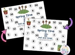 the classroom game nook throw back thursday spring time roll and