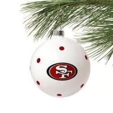 san francisco 49ers ornament san francisco 49ers