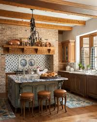 French Kitchen Ideas Country French Kitchens Traditional Home Kitchen Design