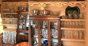 Built In Cabinets In Dining Room Project Built In China Cabinet And Dining Room Storage U2013 Project