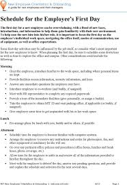 new employee orientation template 28 images 3 employee