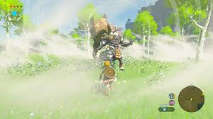zelda breath of the wild guide learning master mode on the great