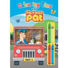 postman pat jess toy